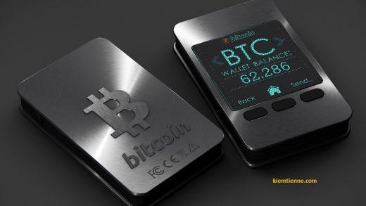 Top 5 ví lạnh Bitcoin tốt nhất